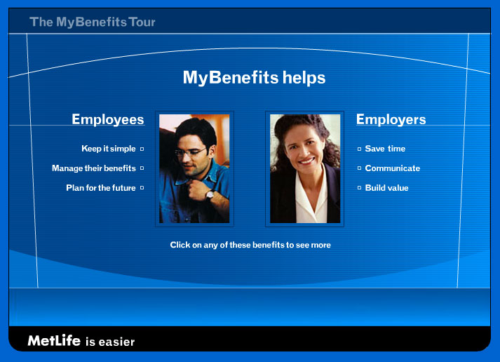 MyBenefits Tour